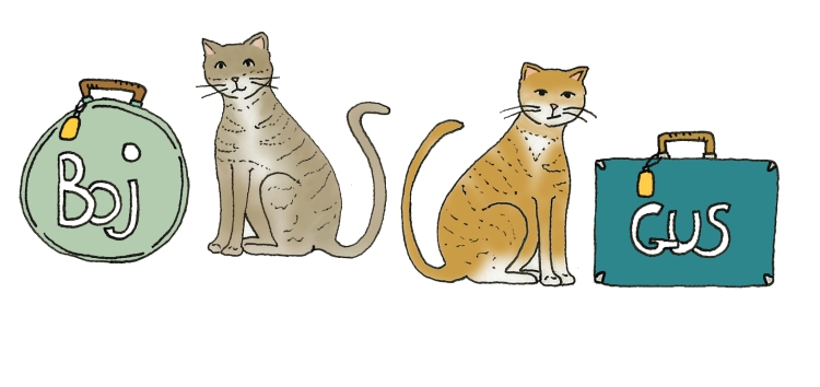 The Diplocats  (Illustration by Kate Zaremba)