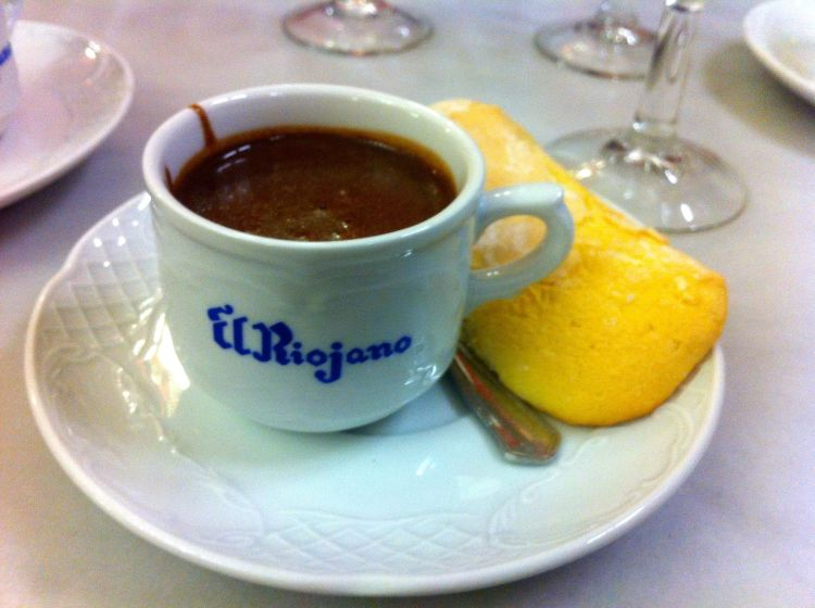 If you're going to start your day eating cake dipped in chocolate, there's no better place than the historic Confitería El Riojano (Calle Mayor 10).