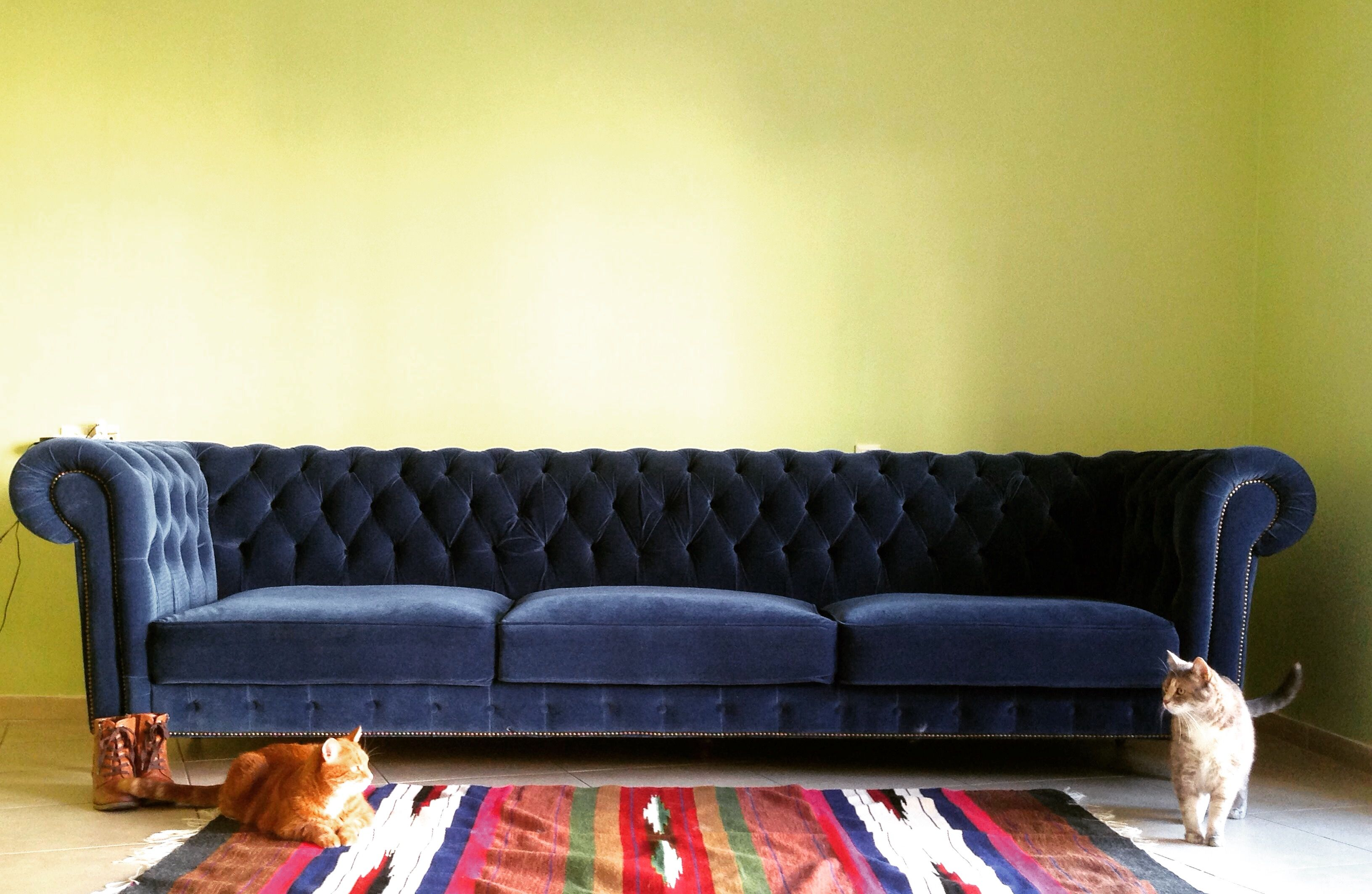 The Most Beautiful Sofa In The World